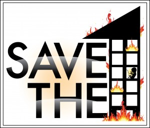 Save the 1 logo